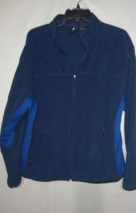 STARTER Mens Blue Fleece Jacket Sz M 38-40